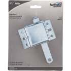 National 5-1/2 In. W. Garage Door Inside Slide Lock Image 2