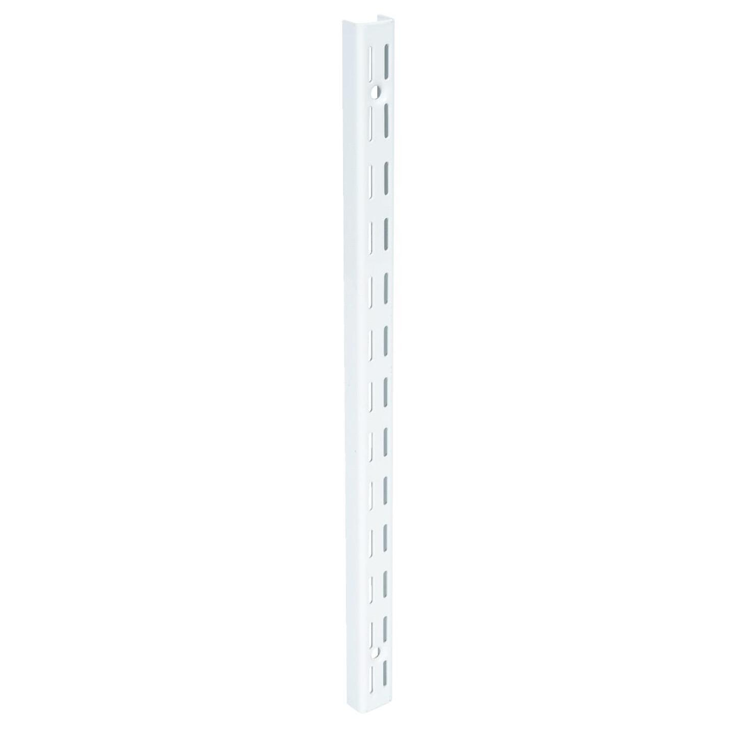 FreedomRail 16-3/4 In. White Standard Wall-Mounted Upright Image 1